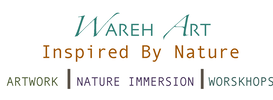 Wareh Art Inspired by Nature .